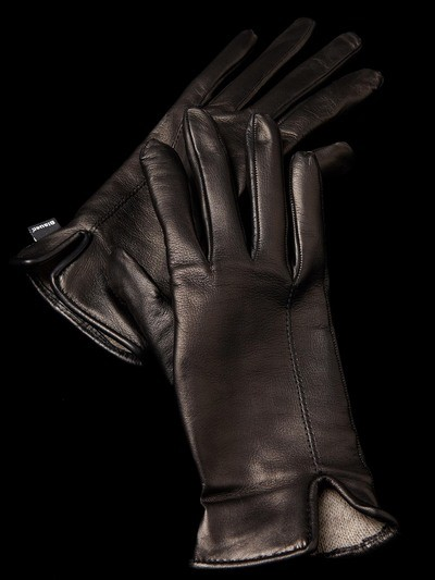 ESSENTIAL LEATHER GLOVES