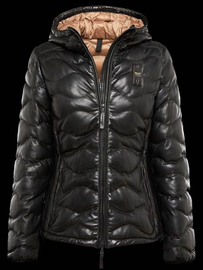 CHAQUETA DE PIEL COLD WINTER