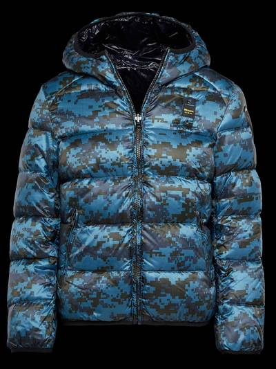 CAMOPIXEL WINTER DOWN JACKET