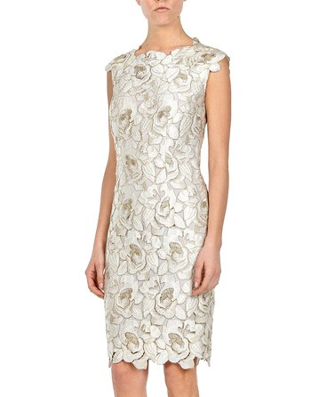 Macrame'-lace Dress