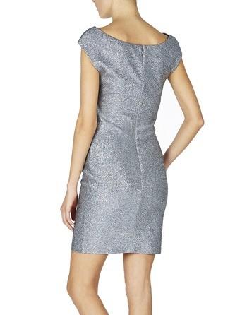 Lurex Body-con Dress