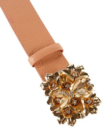 Crystal-jewelled Belt