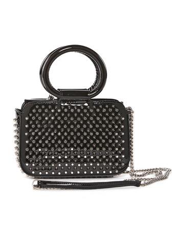Odette Leather Mini Bag