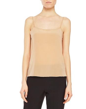 Stretch Silk Top