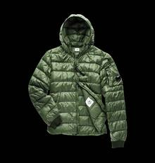 ULTRALIGHT HOODED DOWN JACKET