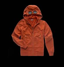 OPEN GOGGLE SWEATER