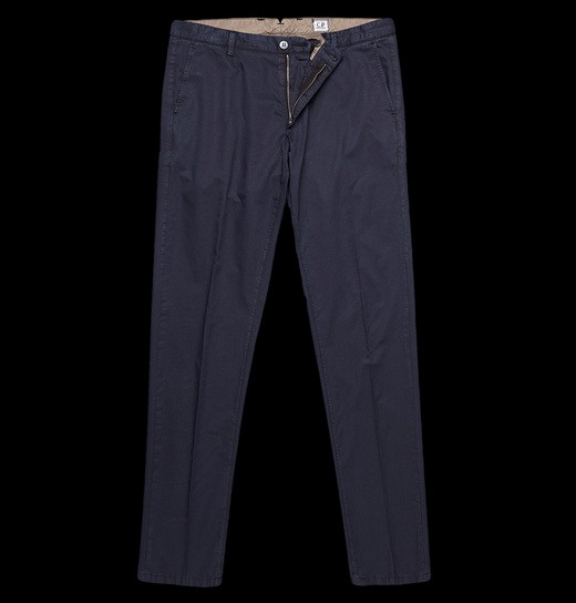 LONG SLIM FIT CHINOS