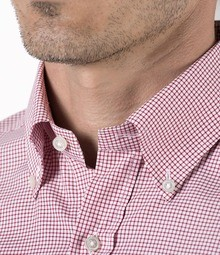 Mod. 507 Man shirt Botton Down Collar Tailor Custom